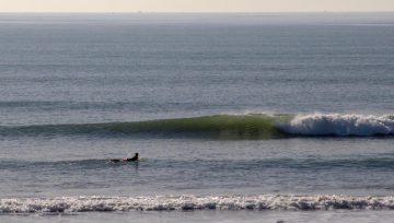 OLAS EN CASA, SURF EN HUELVA