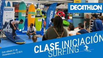 CLASE DE SURF